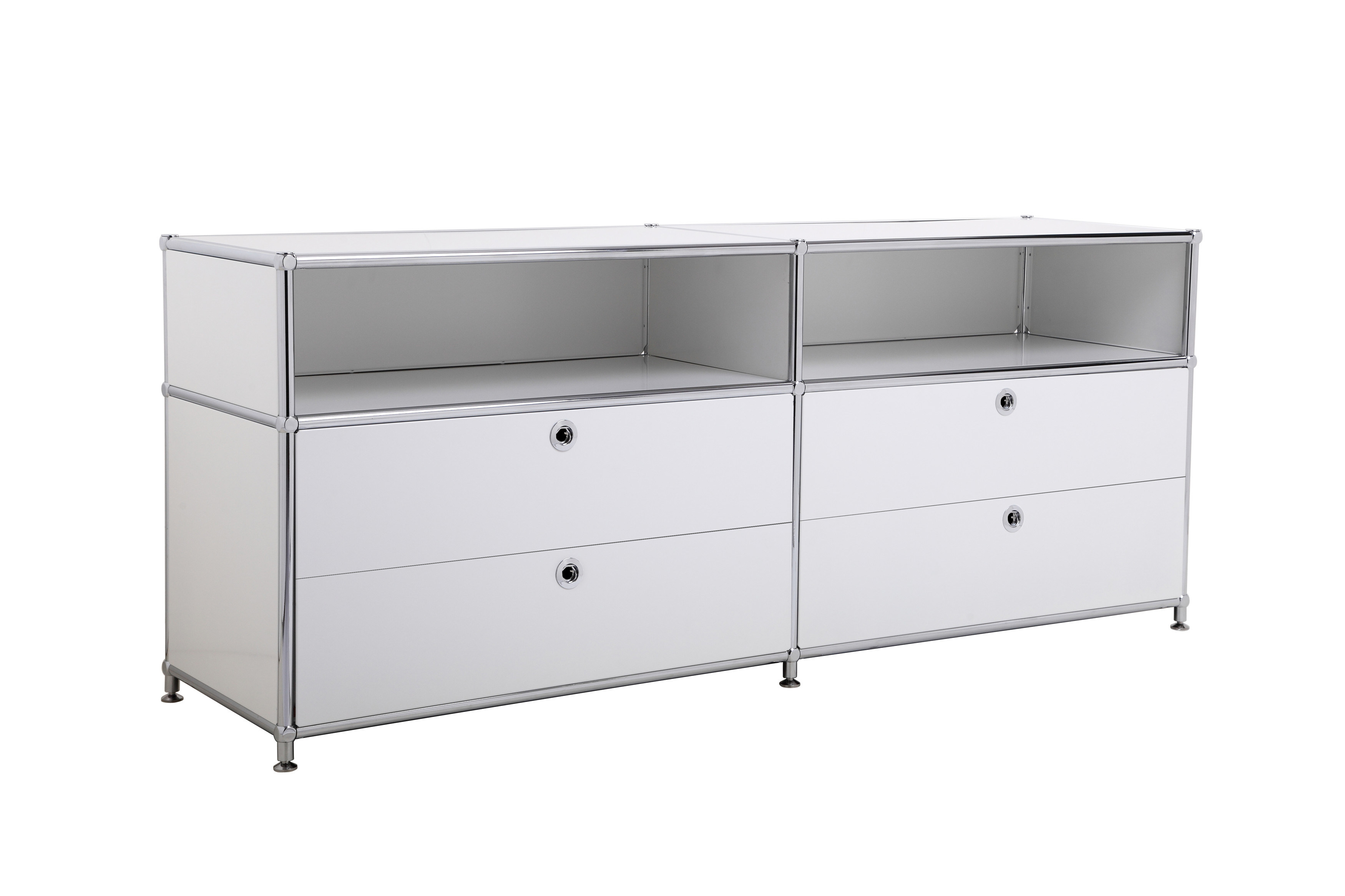 Hot Sale Filing Cabinet, Steel Office Furniture, Mobile File Cabinet