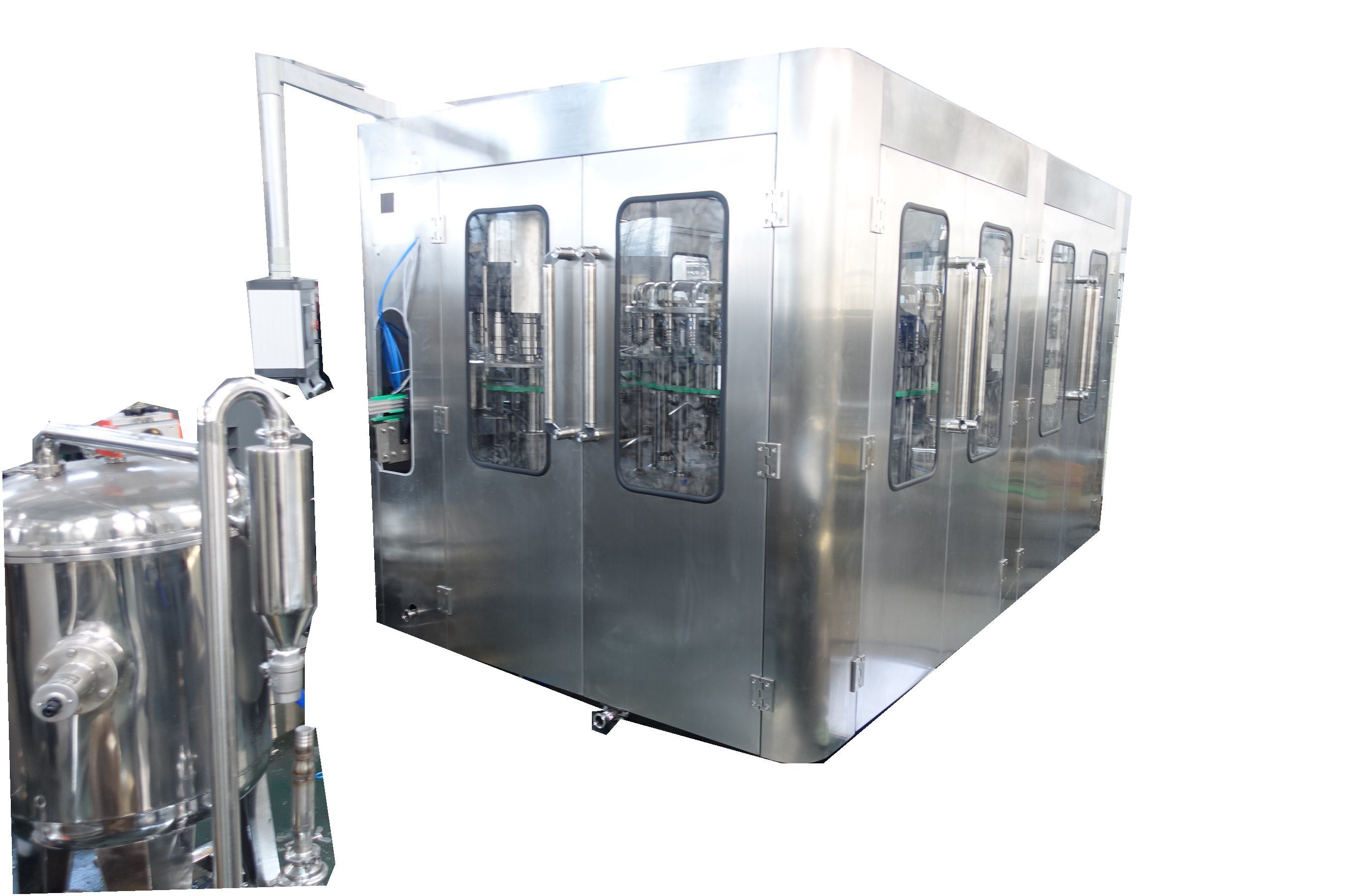 Juice Beverage Complete Filling Processing Machine Line for Orange Mango Apple Pineapple