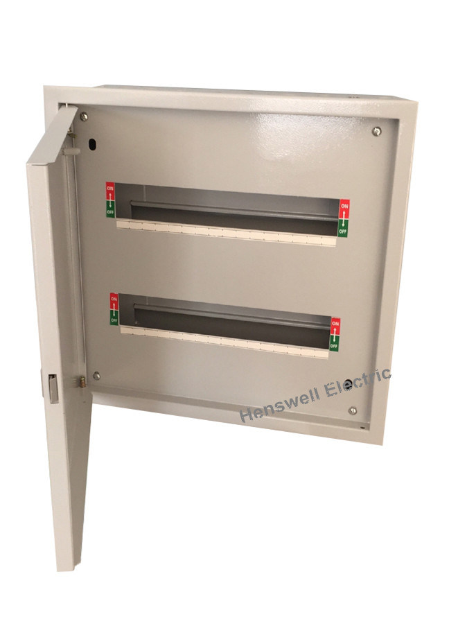 Single Row Type Metal Distribution Box
