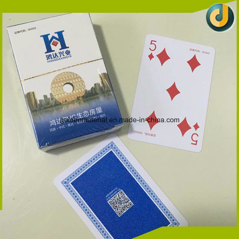 Plastic PVC Sheet for Playing Cards