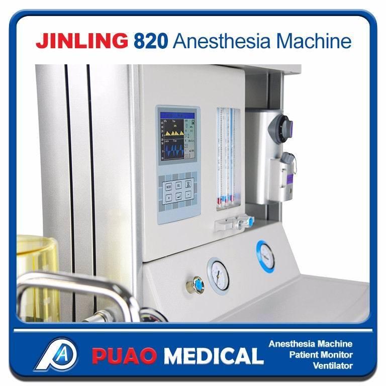 Jinling 820 Anesthesia Machine