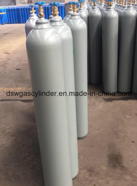50L Seamless Steel Acetylene Oxygen Argon CO2 Nitrogen Gas Cylinder