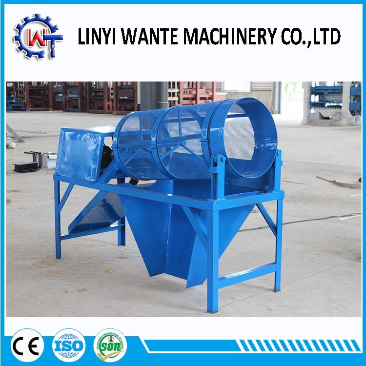 Wt2-20m Double Press Hydraulic Earth Block Making Machine