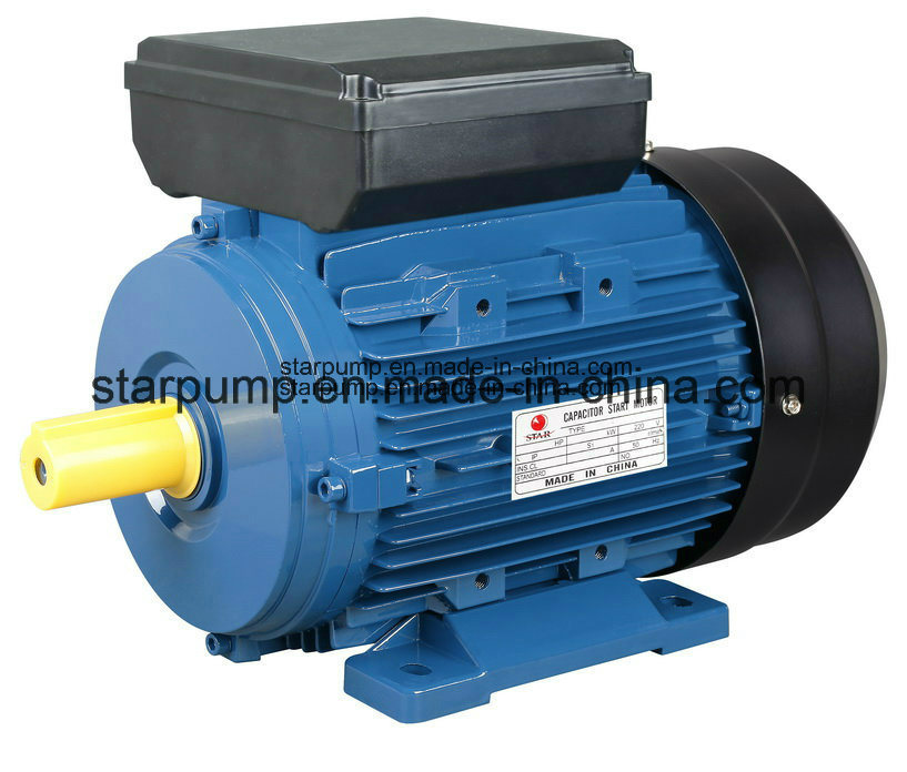 Single Phase IEC Starndard AC Electric Motor