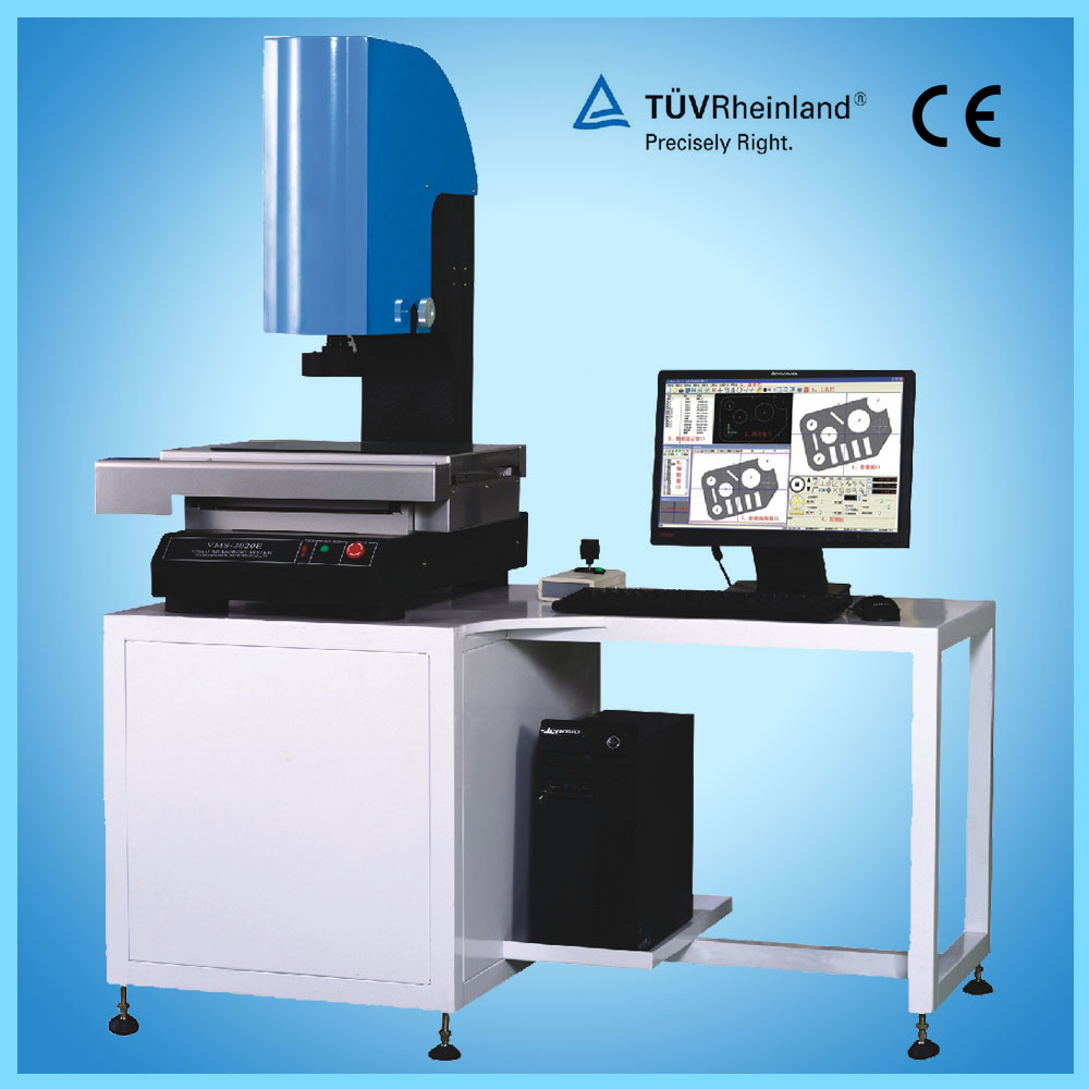Economic Automatic Vision /Video Measuring Machine (fan balancing machine)