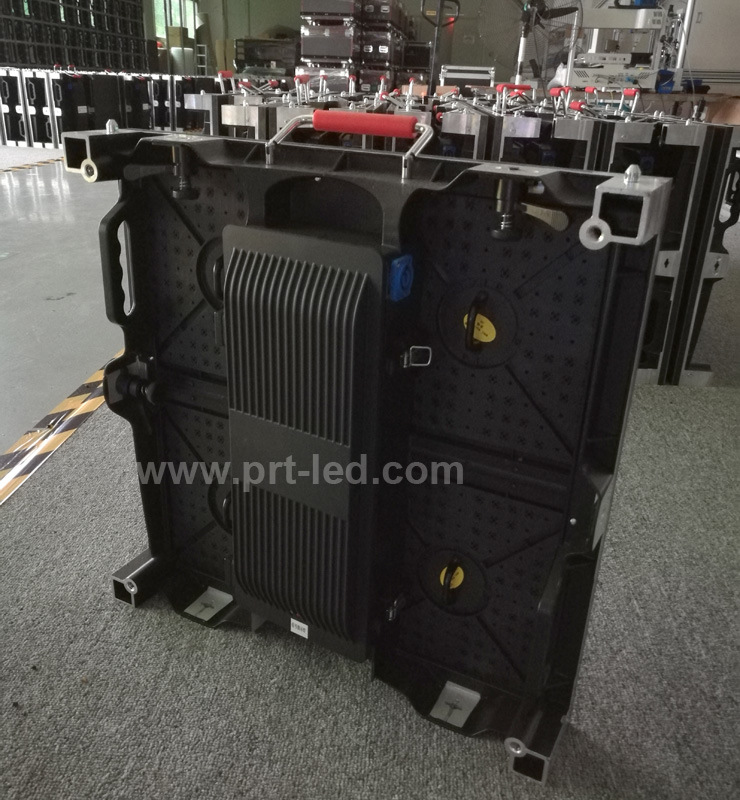 Indoor Rental LED Display Panel Made with Magnetic Modules for Front Rear Access (P3.91, P4.81, P5.95)
