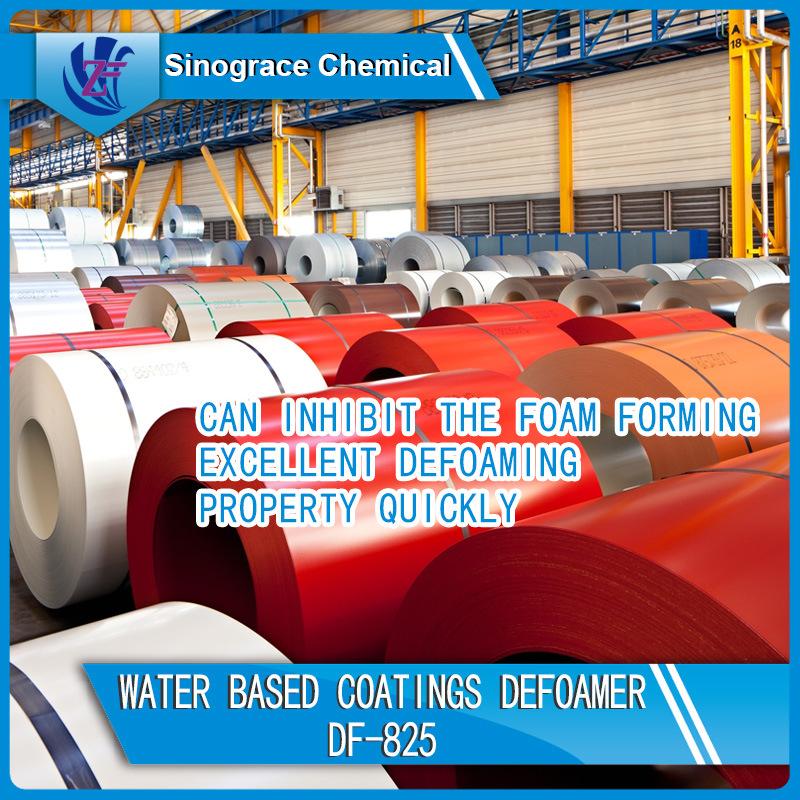 Water Based Coatings Defoamer (DF-825)