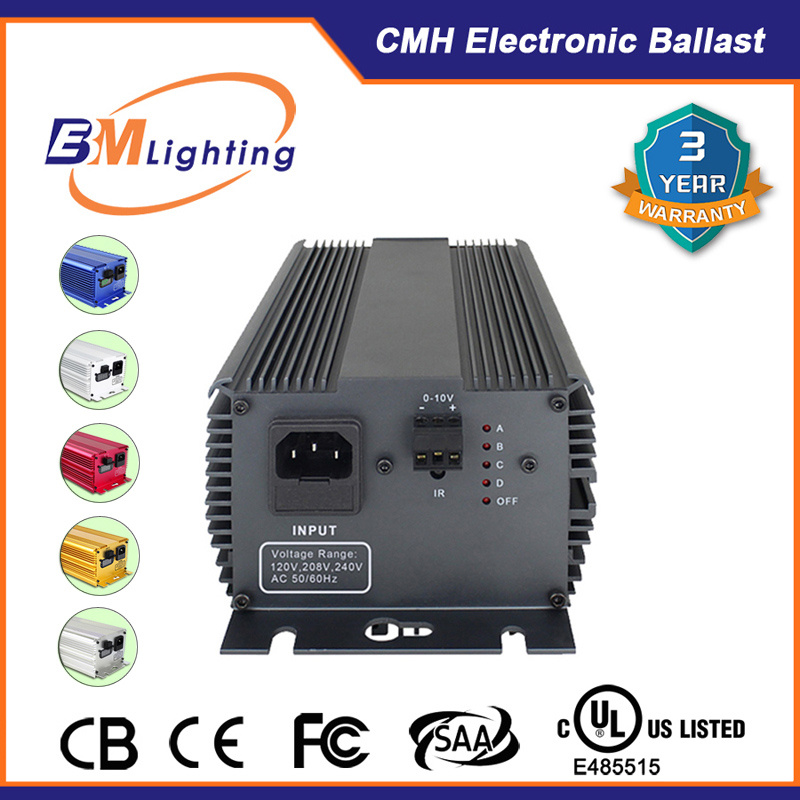 315W Dimmable Ceramic Metal Halide Light Ballast with UL Certification