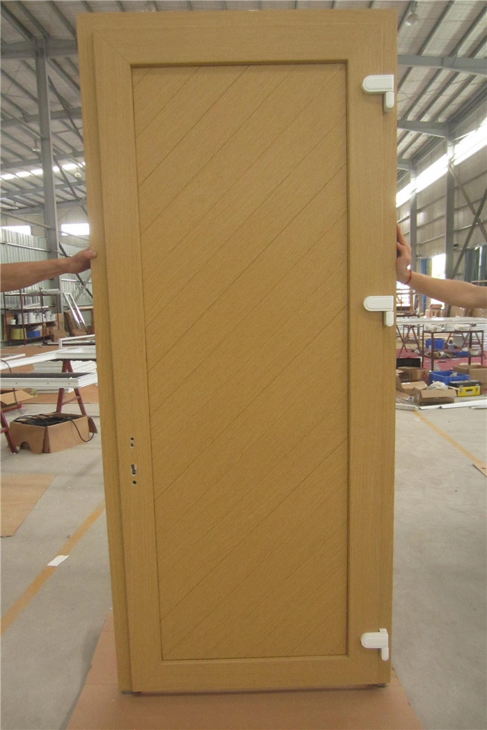 PVC Bathroom Door Price, Wooden Single Main Door Design