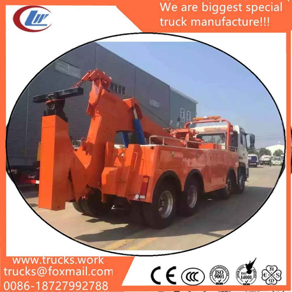 375HP Wrecker Body, Full-Hydraulic Tow Truck Wrecker