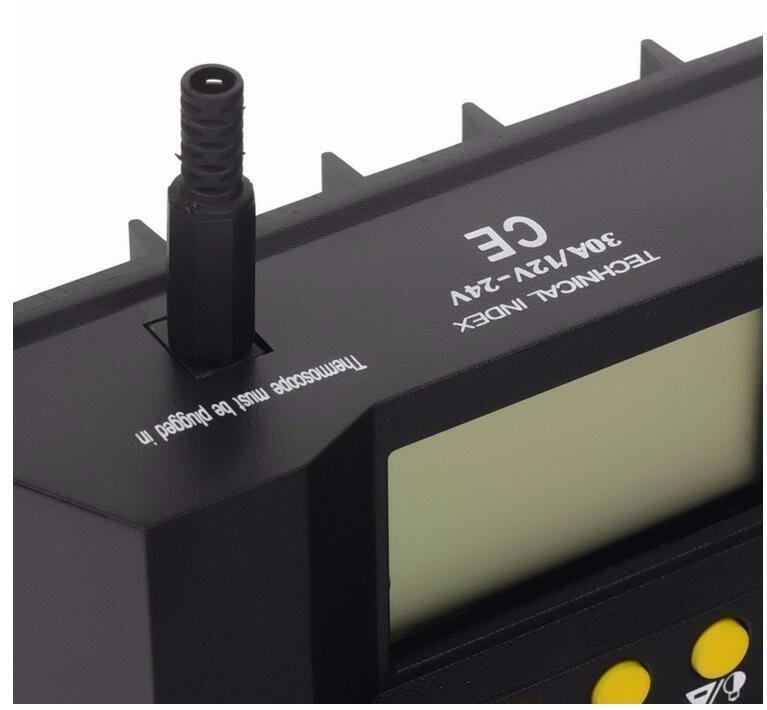 Solar Panel Power System Charge Controller 12V/24V Solar Controller
