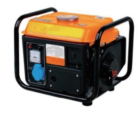 1kw Manual Starting Single Pharse 2 Stoke 4.2L Cooper Wire Gasoline Generator
