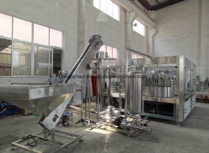 Complete Turn-Key Project RO Water Treatment and Bottling Plant