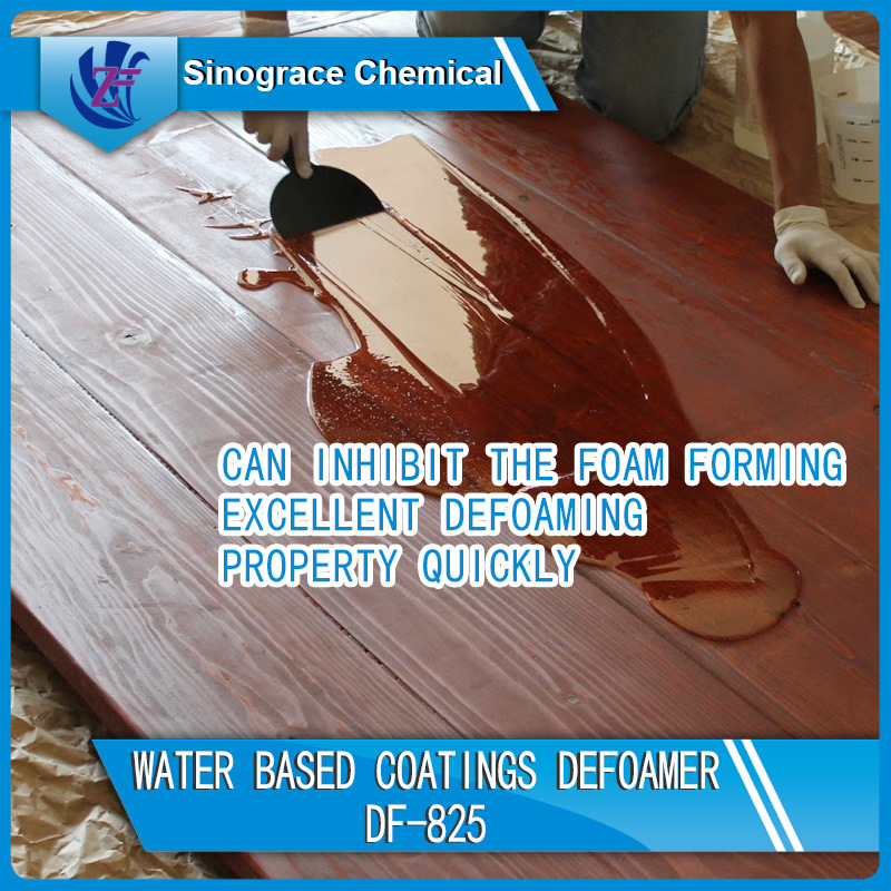 Water Based Coatings Defoamer (DF-825)
