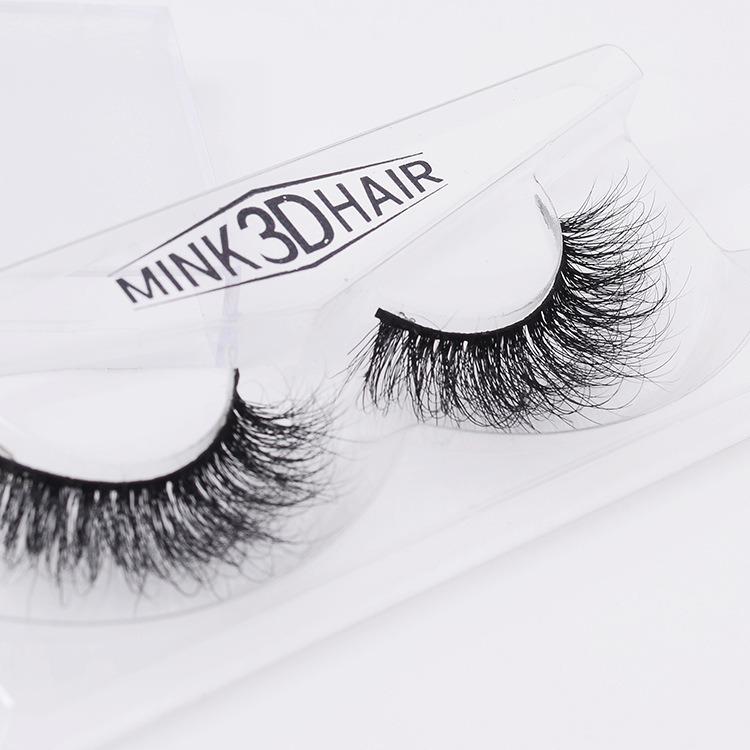 New Arrival Luxurious Lashes 3D Multi-Layers Handmade Mink Hair False Eyelashes