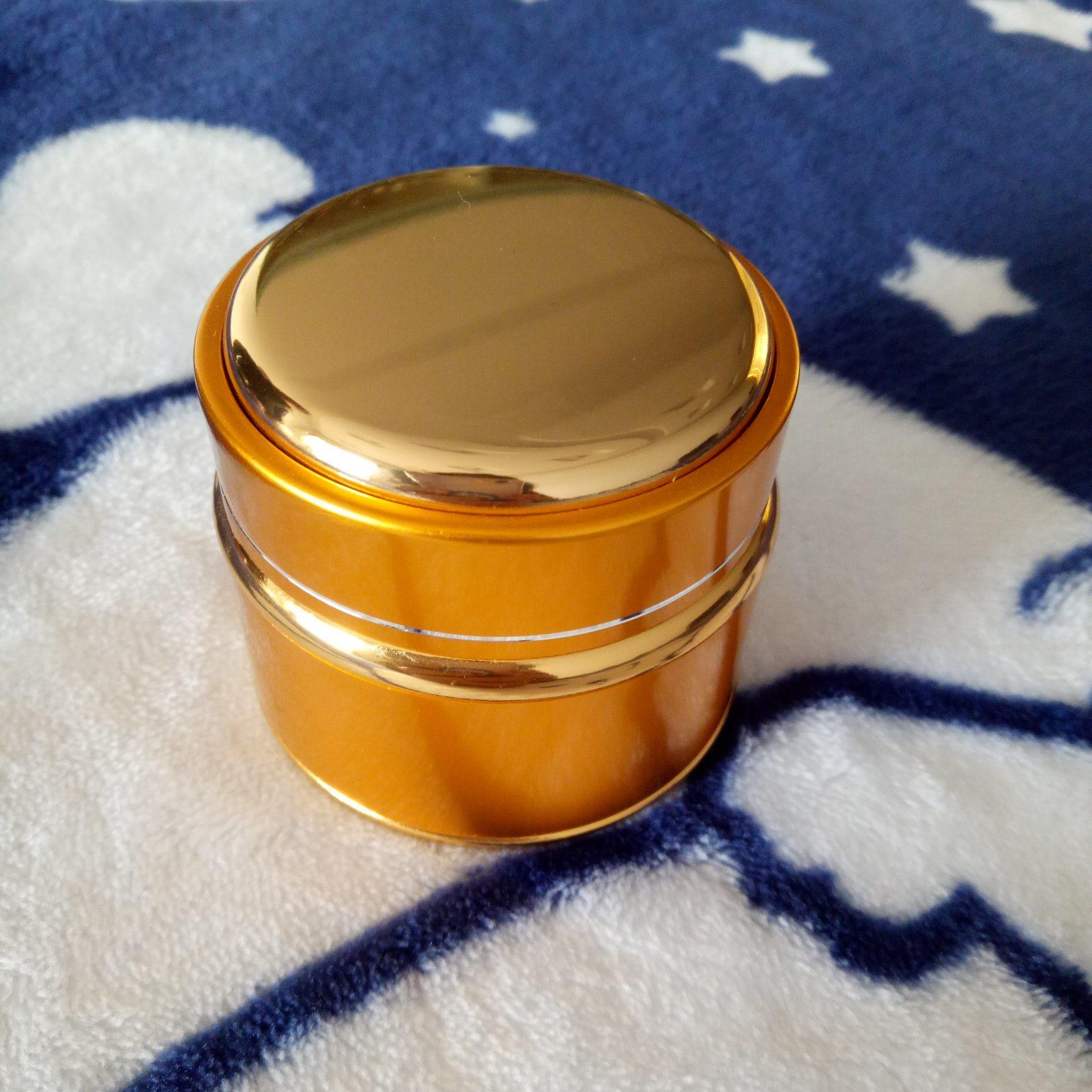 Aluminum Skin Care Cream Jars