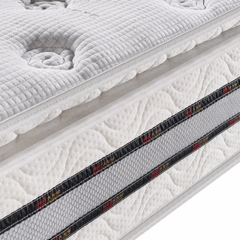 Hot Selling Spring Mattress with Natural Latex (FB732)