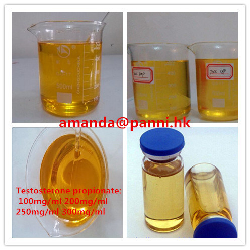 Injectable Testosterone Propionate 80mg/Ml 100mg/Ml 200mg/Ml Cycle