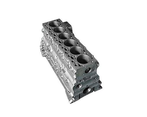 Cummins 6isde Engine Diesel Cylinder Block