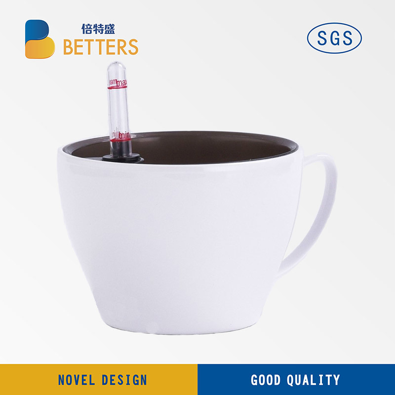 Chinese Supplier Mini Cup Plastic Flower Garden Decoration Pots01