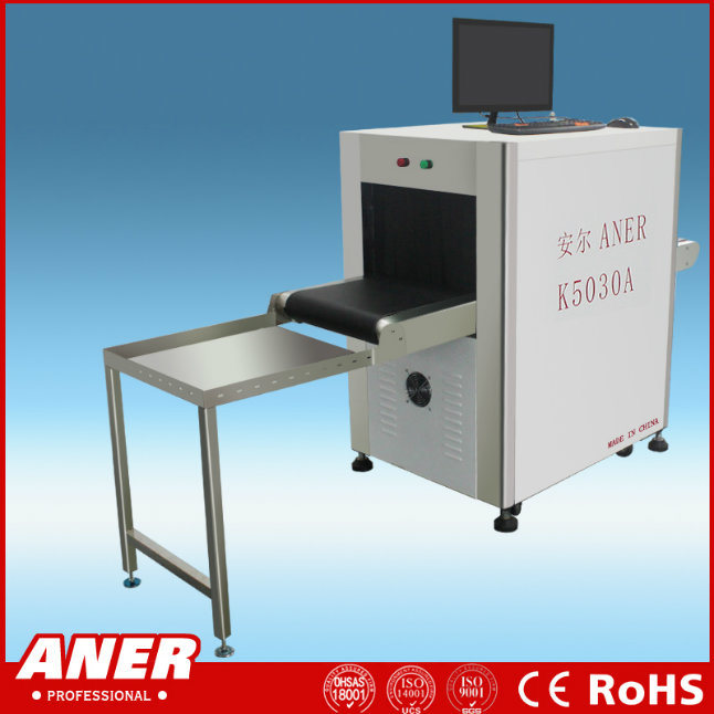 Xray Baggage Scanner for Airport/Hotel/Logistics Security Checking