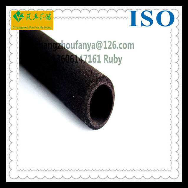 Rubber Foam Insulation Tube Pipe