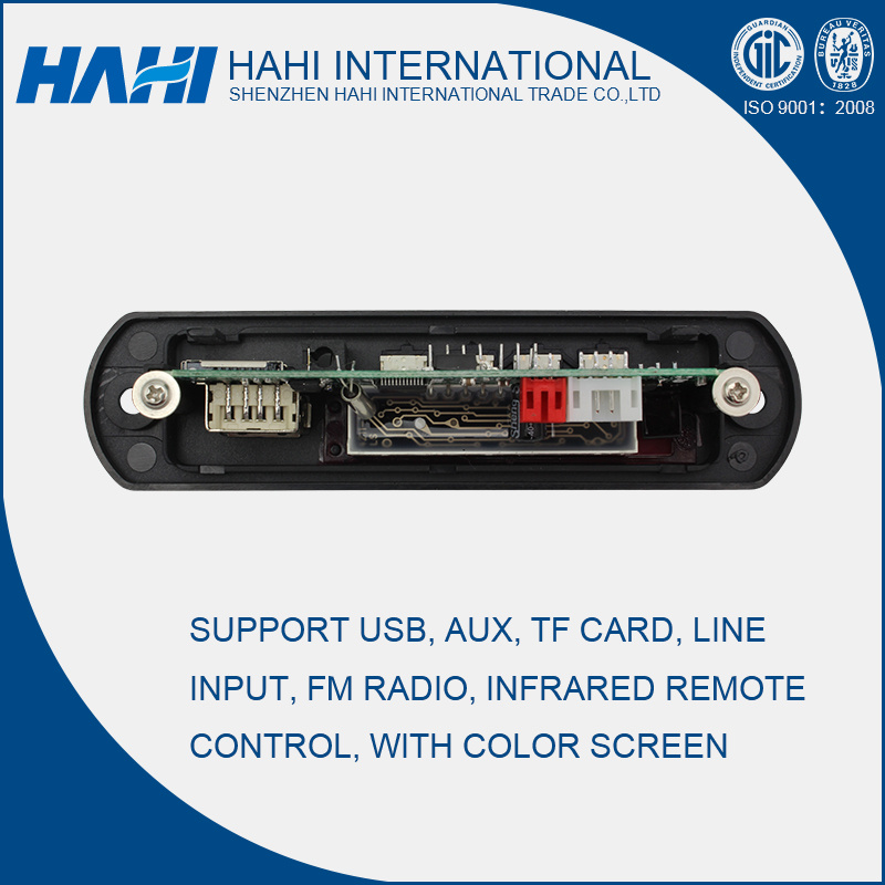 High Quality USB/TF Card MP3 Decoder Board (M012)