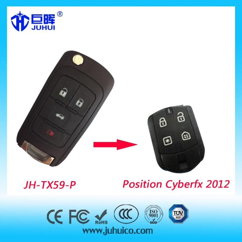 Car Key Universal RF Remote Control - Positron Cyber Pst 2012