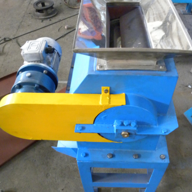 Tcx Roller Magnetic Separator Rubber Powder Iron Puller