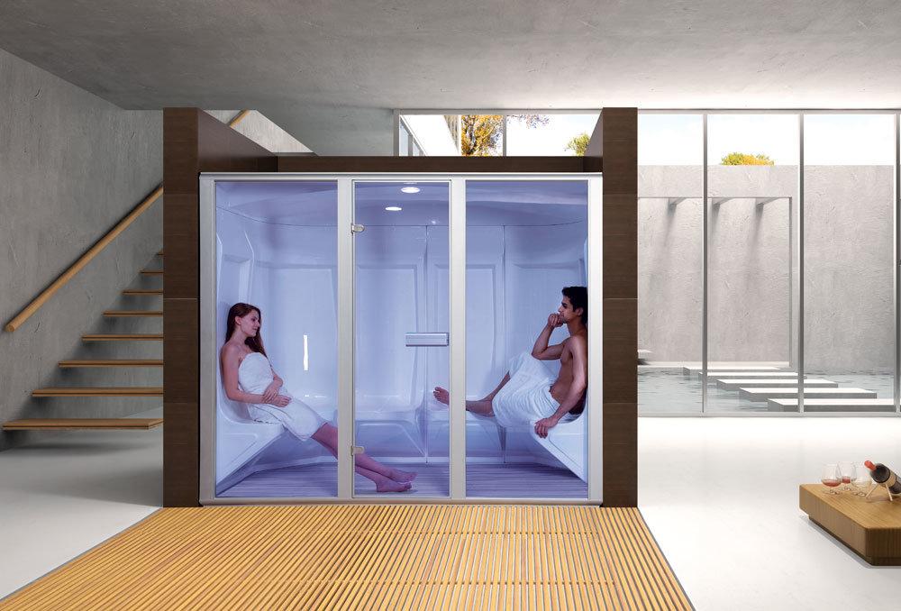 Steam Shower Wet Room 6A
