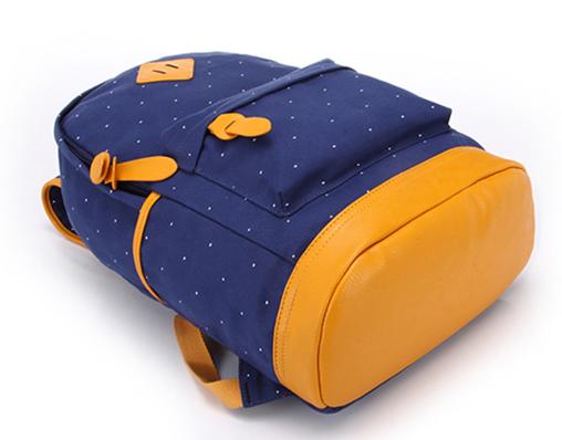 2016 Wholesale Fashion Leisure School Travel Sports Outdoor Backpack Bag Yf-Bb1601