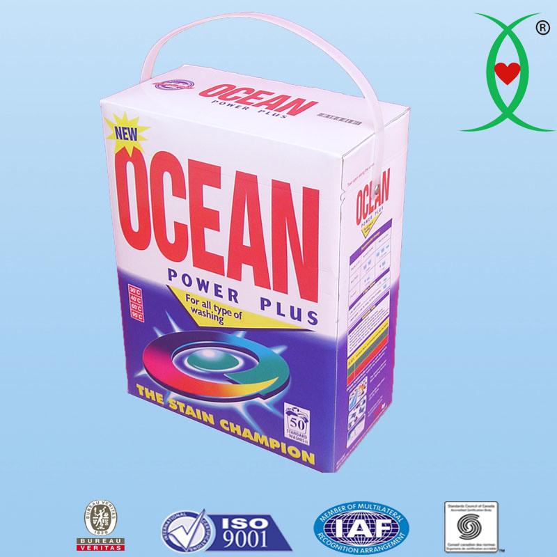 3kg Good Detergency Luandry Detergent Washing Powder