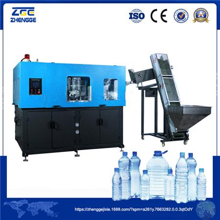 5L Plastic Pet Water Bottle Blow Molding Stretch Making Machine