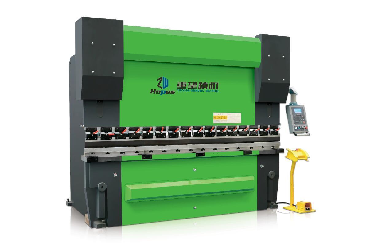 Wc67k 100t/3200 Servo CNC Press Brake for Metal Plate Bending