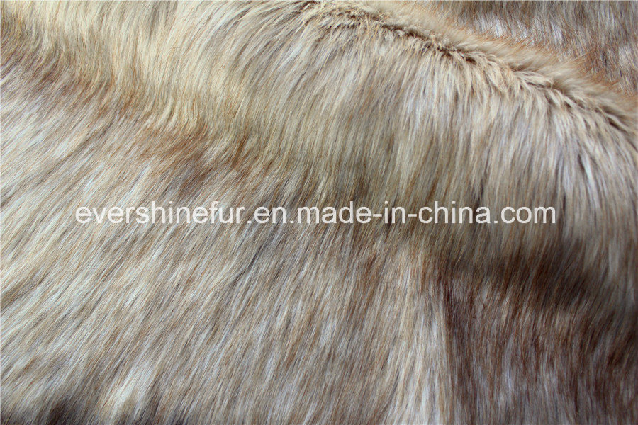 New Fur Fabric for Garment