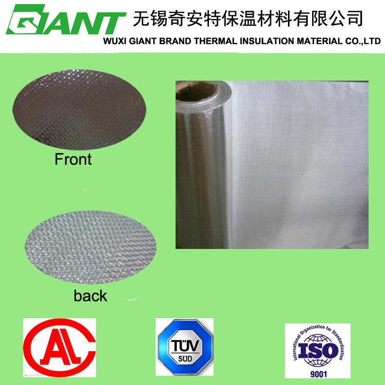 Flame Retardant Fiberglass Cloth Thermal Blanket Material