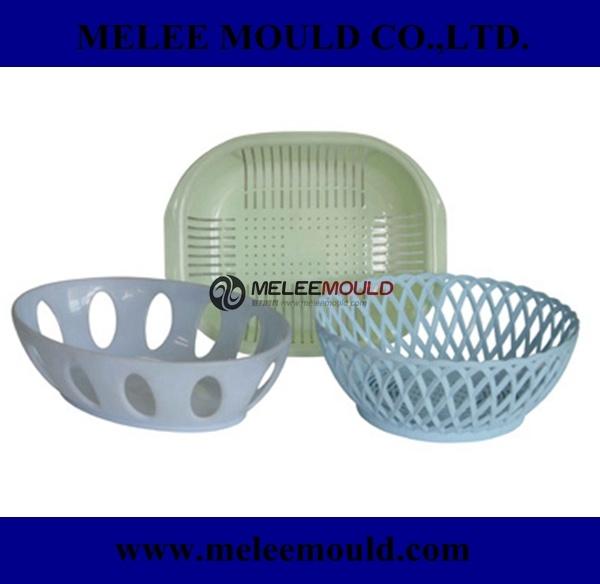 Melee Plastic Cloth Laundry Basket Home Furniture Mould