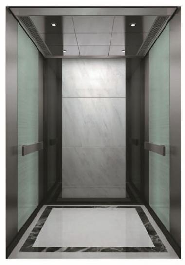 Mrl Passenger Elevator for Energy Saving