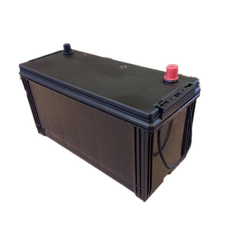 N100 95e41r 12V100ah JIS Standard Wet Charge SMF Automobile Battery