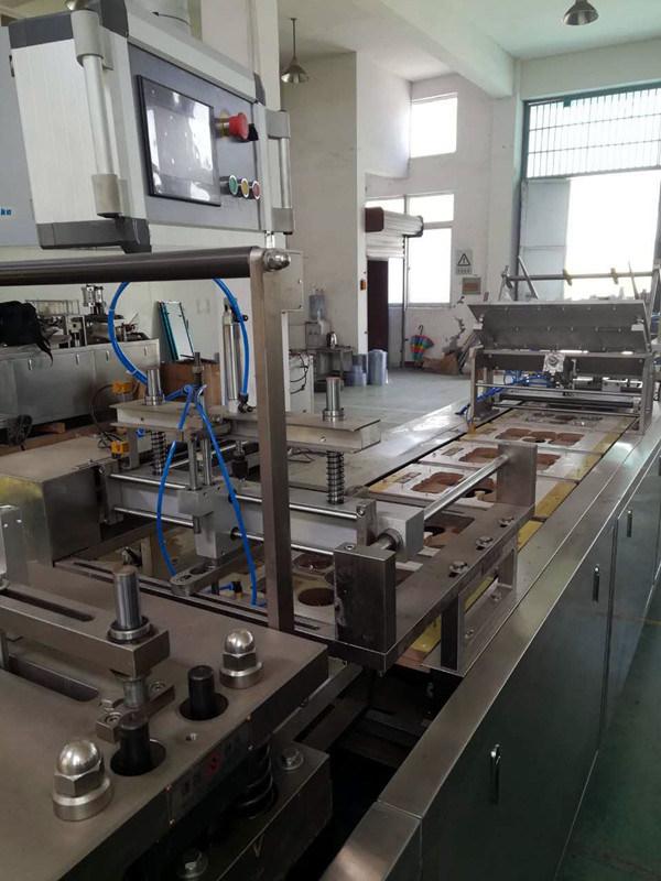 PVC-Papercard Sealing Machine