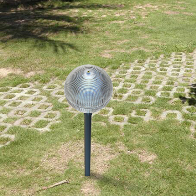 New Design All-in-One Solar Light for Garden or Lawn Lighting IP 68