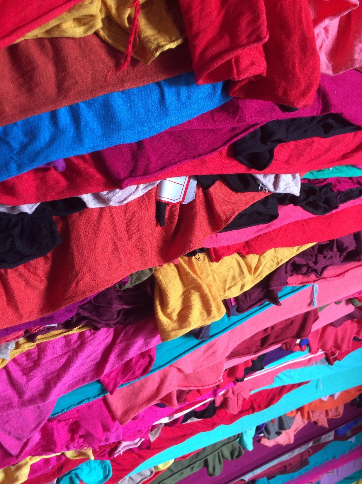 Polo Plain Dyed Fabrics Stocks