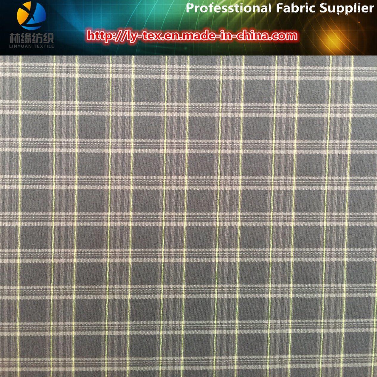 Breathable Nylon/Spandex Yarn Dyed Fabric for Sportswear