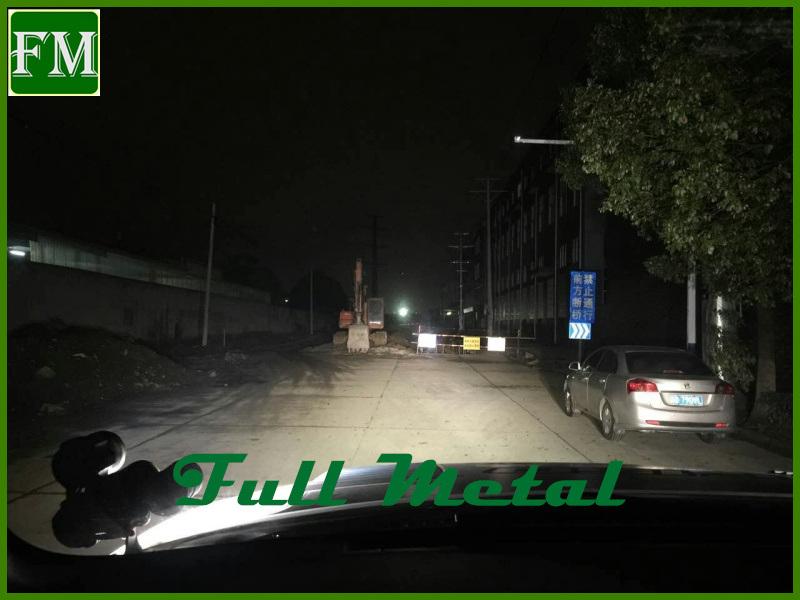Jeep Wrangler Jk a Pillar LED Shooting Lamps Spot Light