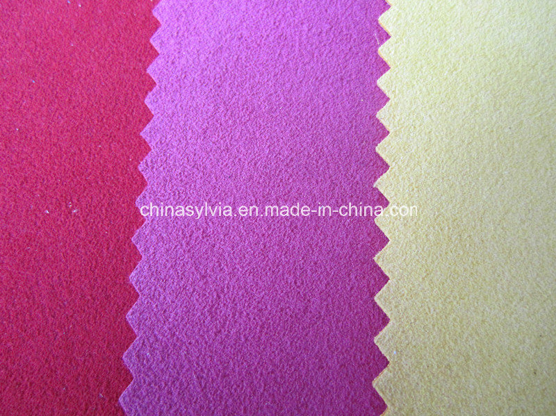 Microfiber Fabric Leather