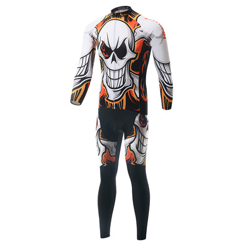 Newest Design Cycling Bicycle Jersey Wearing