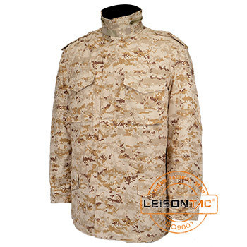 Military Jacket M65 with Superior Quality T/C or N/C Military ISO Standard