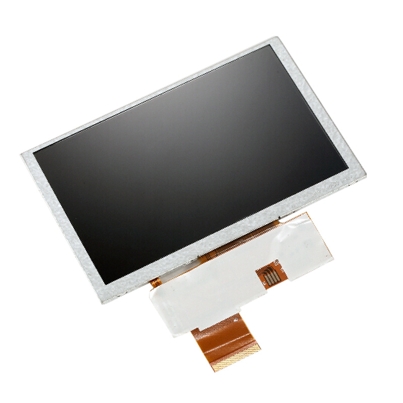 5inch WVGA 800*480 Resolution RGB Interface TFT LCD