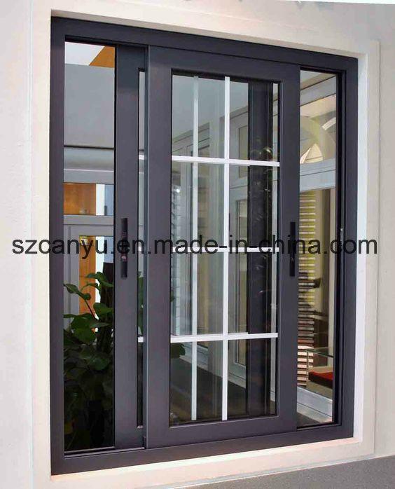 New Design UPVC Sliding Window