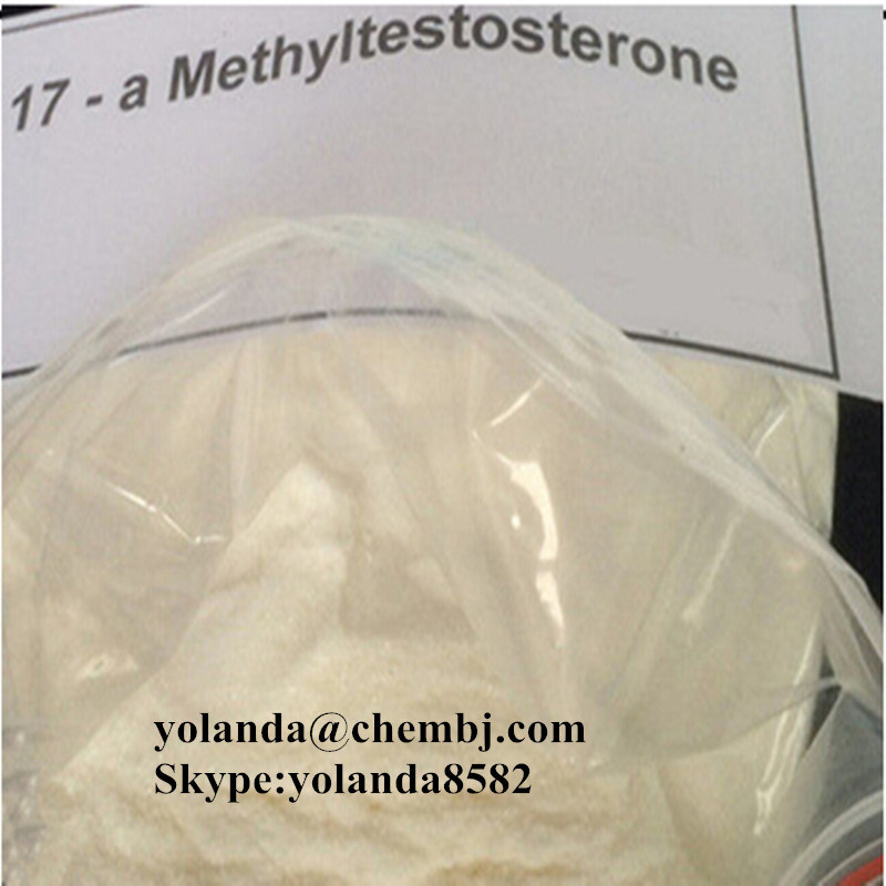 Good Price 17-Alpha-Methyl-Testosterone/Methyl Testosterone for Fish with Top Quality
